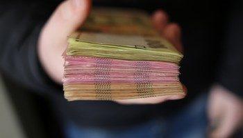mazzo di banconote